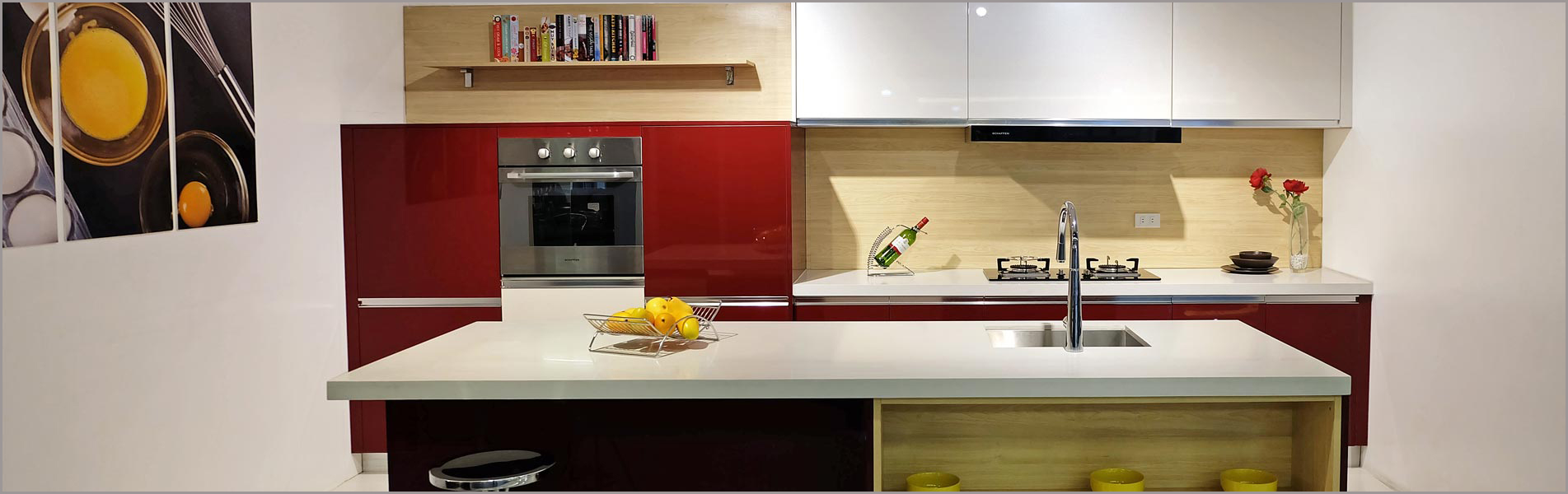 Ideal Home Design International Scavo Kitchen
