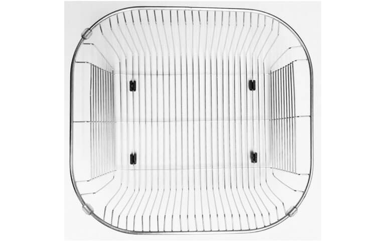 Ideal Home Design International Draining Basket Rounded Acd 003