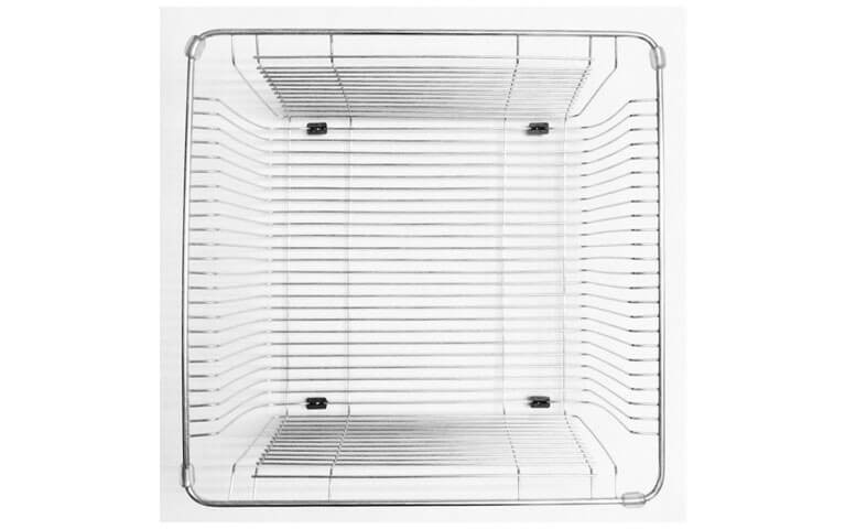 Ideal Home Design International Draining Basket Square
