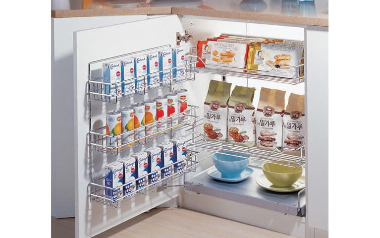 Ideal Home Design International 450 Mini Pantry